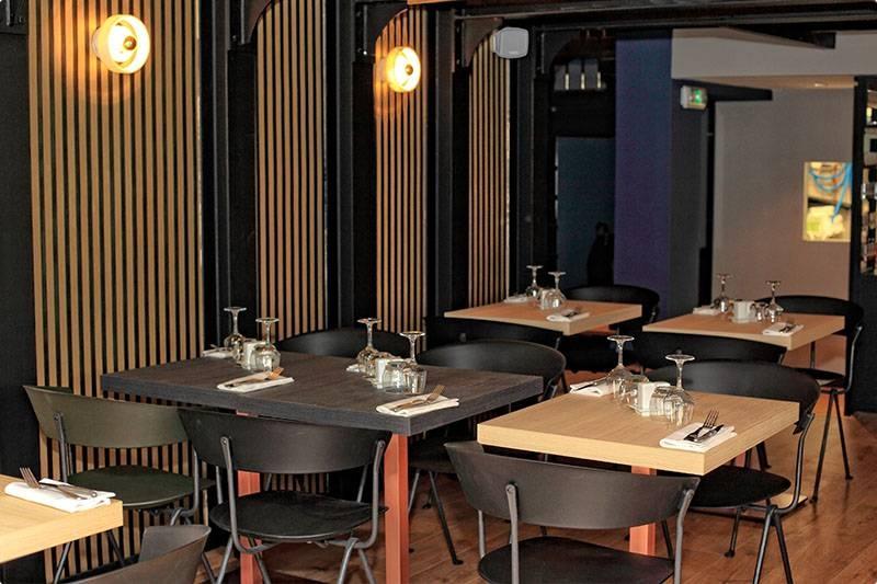 Le restaurant - Le Paulaner - Restaurant Marseille Castellanne